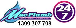 MacPlumb Plumbing Services Logo